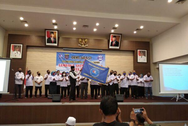 Lembaga Anti Narkotika (LAN) Kota Depok siap bersinergi dengan BNN Kota Depok