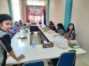 Rapat Sinkronisasi RBM di Kelurahan Pancoran Mas