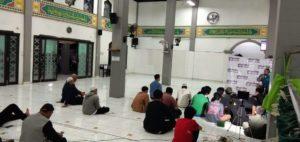 BNN Kota Depok berpartisipasi dalam Ghuroba Youth Crew Masjid Jami Al Istiqomah