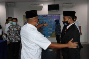 Pelantikan Kasi Pemberantasan BNN Kota Depok
