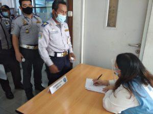 Deteksi Bahaya Narkotika di lingkungan Dishub Kota Depok