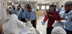 Deteksi Dini Penyalahgunaan Narkotika di Kantor Imigrasi Depok