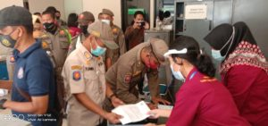 Deteksi Penyalahgunaan Narkotika Praja Wibawa Kota Depok