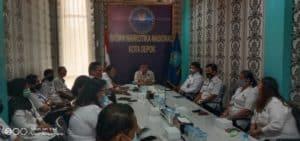 Pembinaan Pengawasan Psikotropika Non Farmasi di BNN Kota Depok